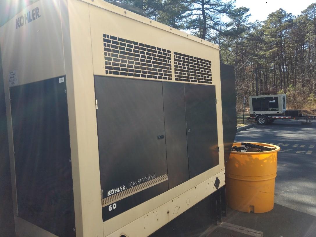 Used 60 kW Kohler 60REOZJB Diesel Generator – COMING IN!