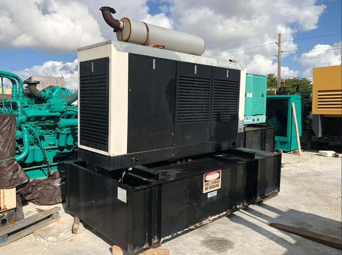 Used 100 kW Kohler 100ROZJ Diesel Generator – SOLD!
