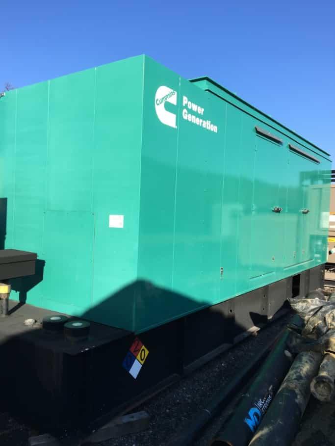 Used 300 kW Cummins DQDAC Diesel Generator – EPA Tier 3 – JUST IN!