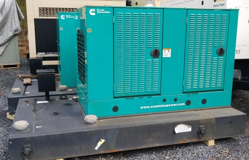 Used 50 kW Cummins DSFAC Diesel Generator – EPA Tier 3 – COMING IN!