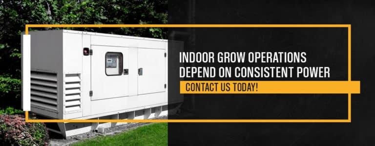 Indoor Grow Operation Power