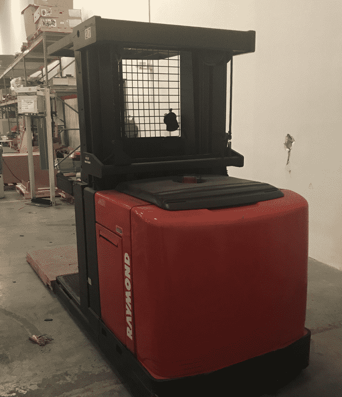 Used Raymond 540-OPC30TT Lift Truck