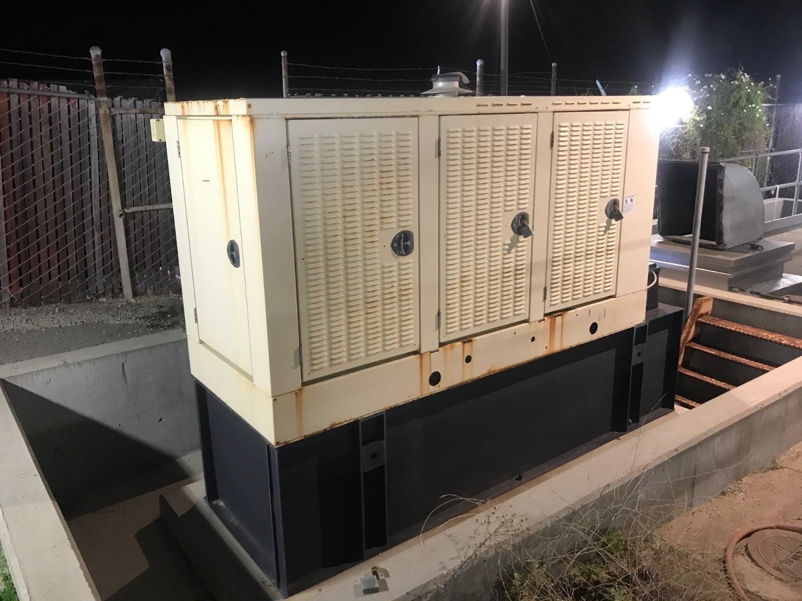 Used 175 kW Cummins DGFB Diesel Generator – JUST IN!