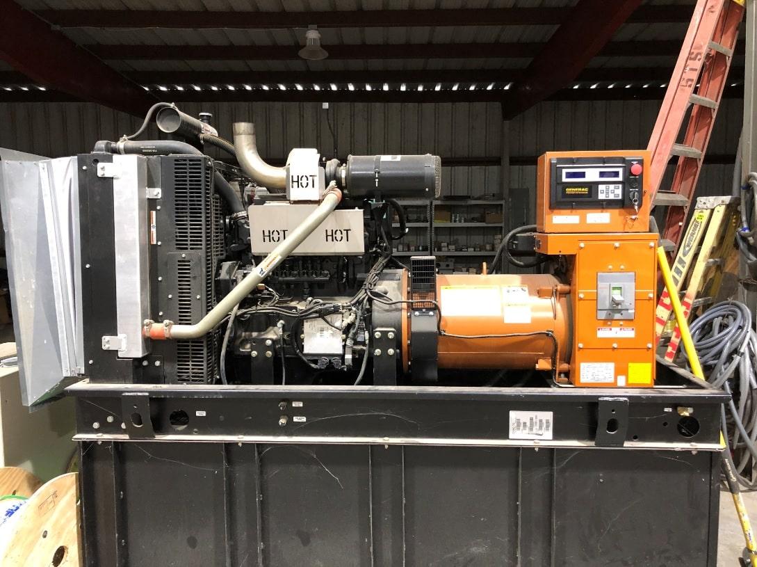 Used 80 kW Generac SD080 Diesel Generator – EPA Tier 3 – COMING IN!