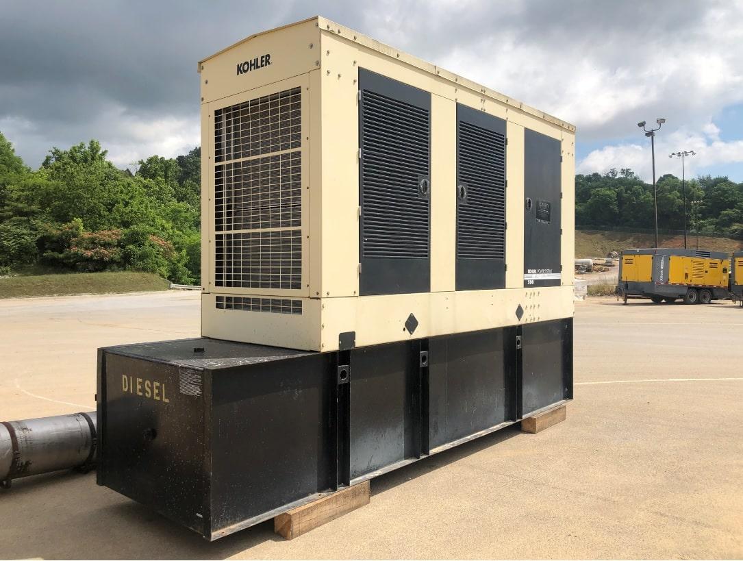 Used 500 kW Kohler 500REOZVB Diesel Generator – EPA Tier 2 – JUST IN!