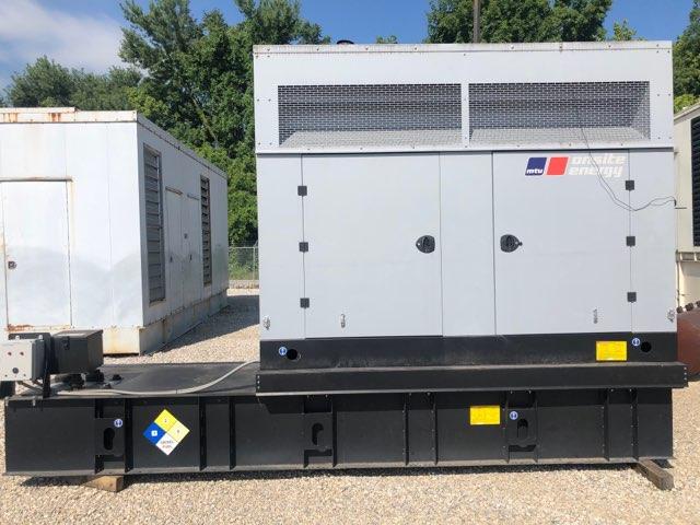 Used 180 kW MTU DS180 Diesel Generator – EPA Tier 3 – JUST IN!