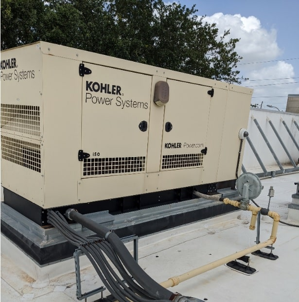 Used 150 kW Kohler 150REZGC Natural Gas Generator – COMING IN!