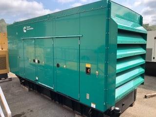Used 250 kW Cummins DQDAA Diesel Generator – EPA Tier 3 – SALE PENDING!