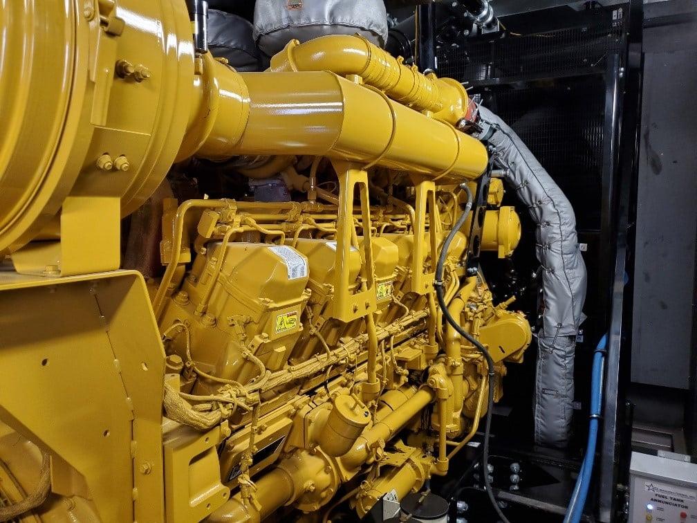 Used 1500 kW CAT 3512C Diesel Generator – EPA Tier 2 – SALE PENDING!