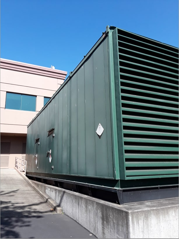 Used 2000 kW Cummins DQKAB EPA Tier 2 Diesel Generator – JUST IN!