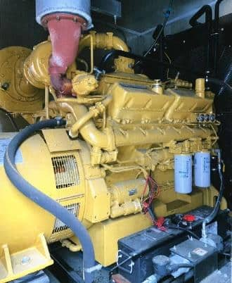 Used 375 kW CAT G3412 Natural Gas Generator – SALE PENDING!