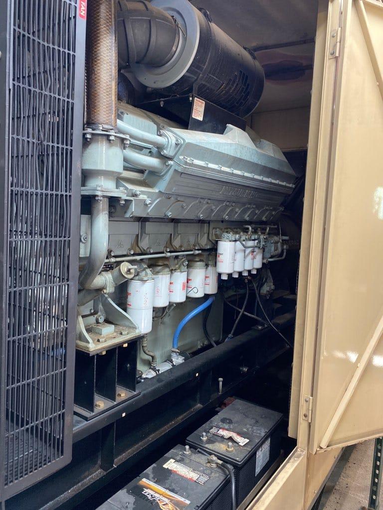 Used 1000 kW Generac 575RSL4044 Diesel Generator – JUST IN!