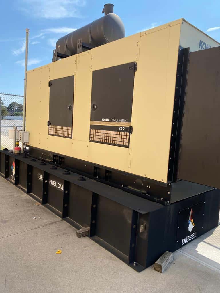 Used 250 kW Kohler 250REOZJE Diesel Generator – EPA Tier 3 – COMING IN!