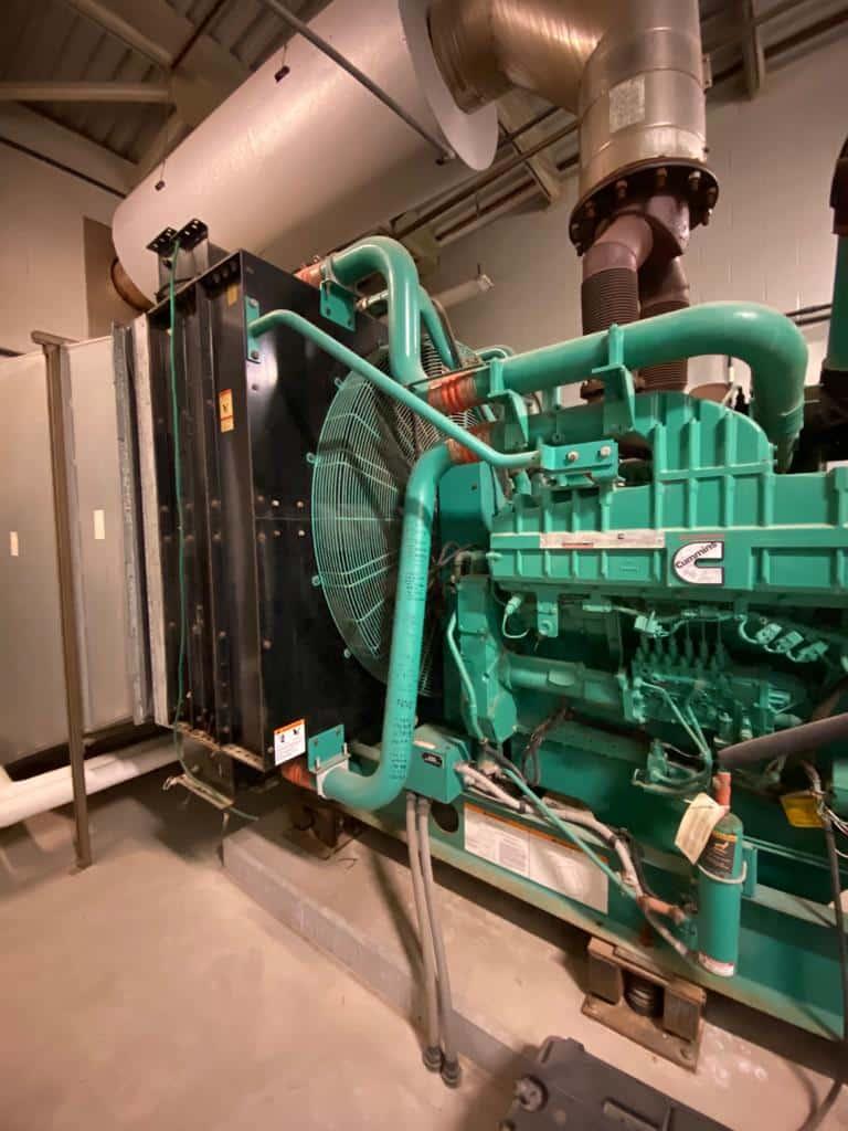 Used 750 kW Cummins DQFAA Diesel Generator – EPA Tier 2 – SOLD!