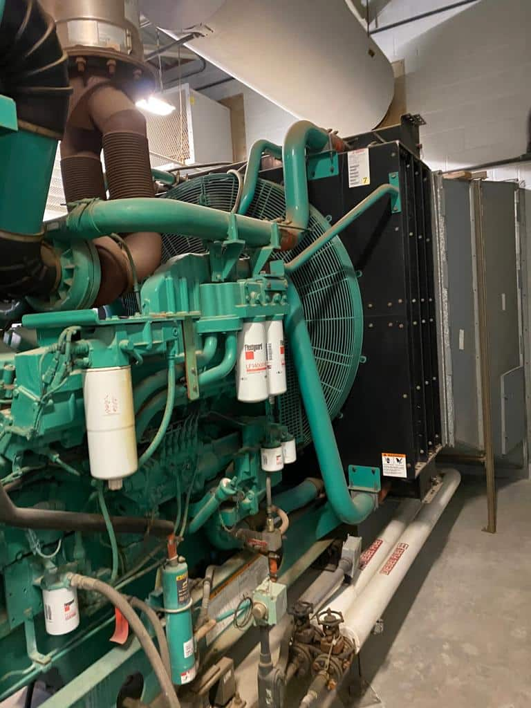 Used 750 kW Cummins DQFAA Diesel Generator – EPA Tier 2 – COMING IN!