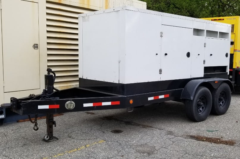 Used 200 kW Cummins C200 D6R Portable Diesel Generator – EPA Tier 3 – ON RENT