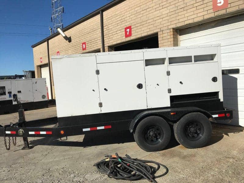 Used 200 kW Cummins C200 D6R Portable Diesel Generator – EPA Tier 3 – JUST IN!