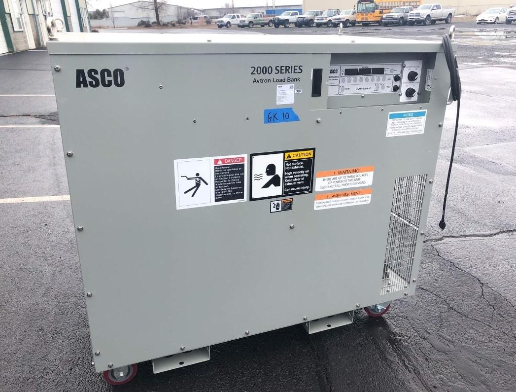 400 kW ASCO/Avtron 2805 Portable Resistive Load Bank (2 Available)