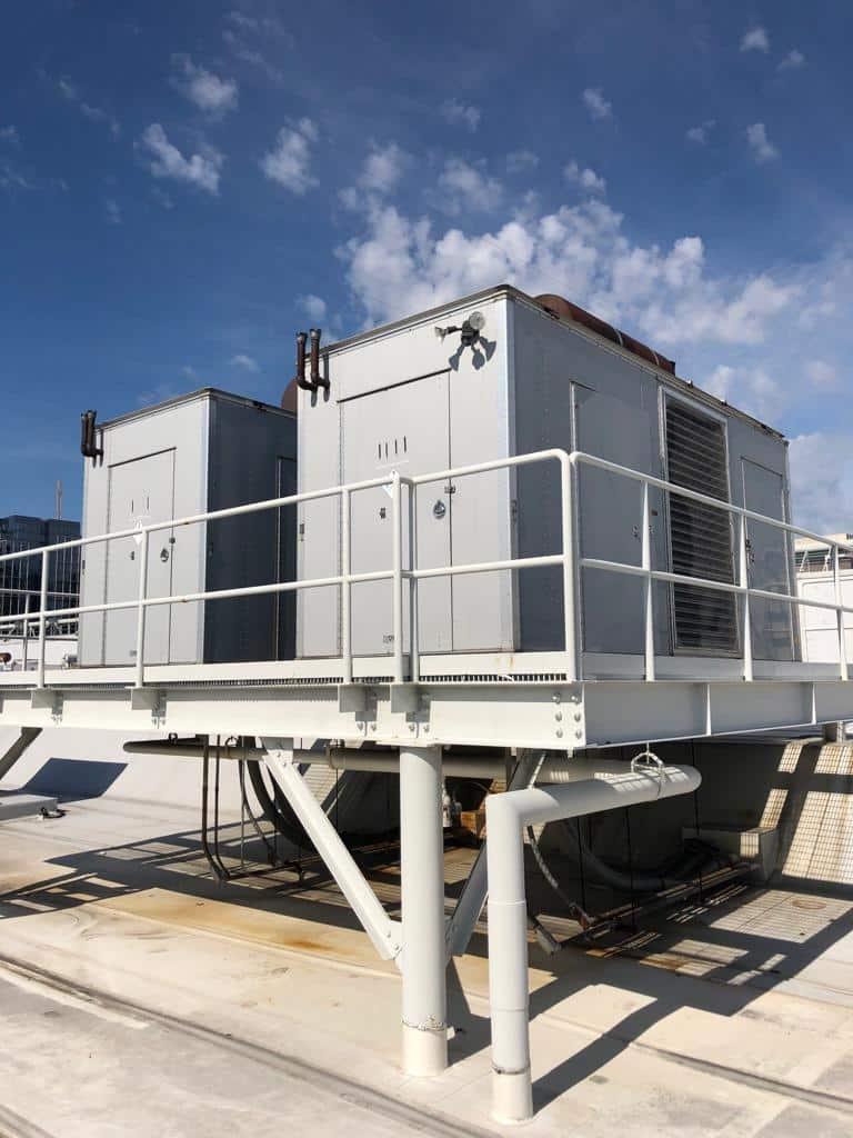 Used 600 kW CAT 3412 Diesel Generator – SOLD!
