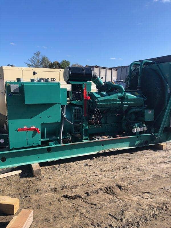 Used 1000 kW Cummins DFJD Diesel Generator – COMING IN!
