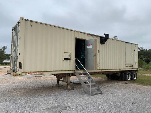 Used 1500 kW Cummins DQGAA Diesel Generator – RENTAL READY – EPA TIER 2 – SOLD!