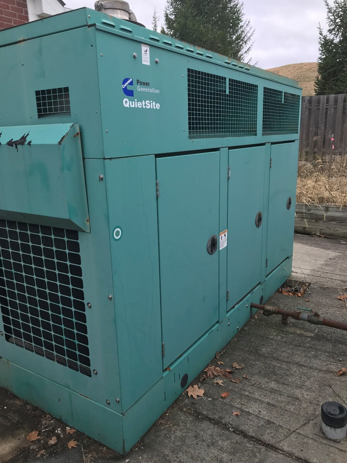 Used 100 kW Cummins GGHH Natural Gas Generator – JUST IN!