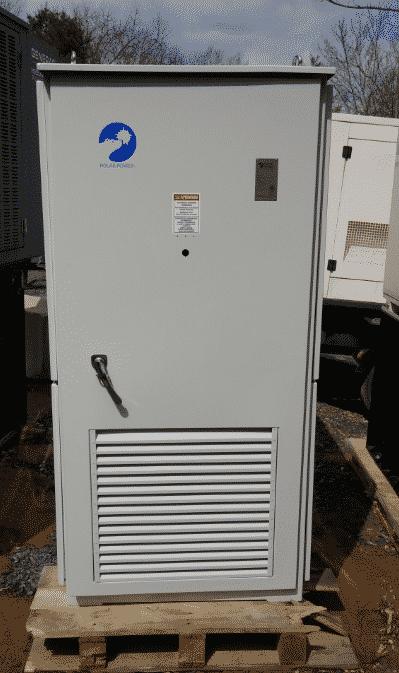 New 15 kW Polar Power DC Diesel Generator – EPA Tier 4i