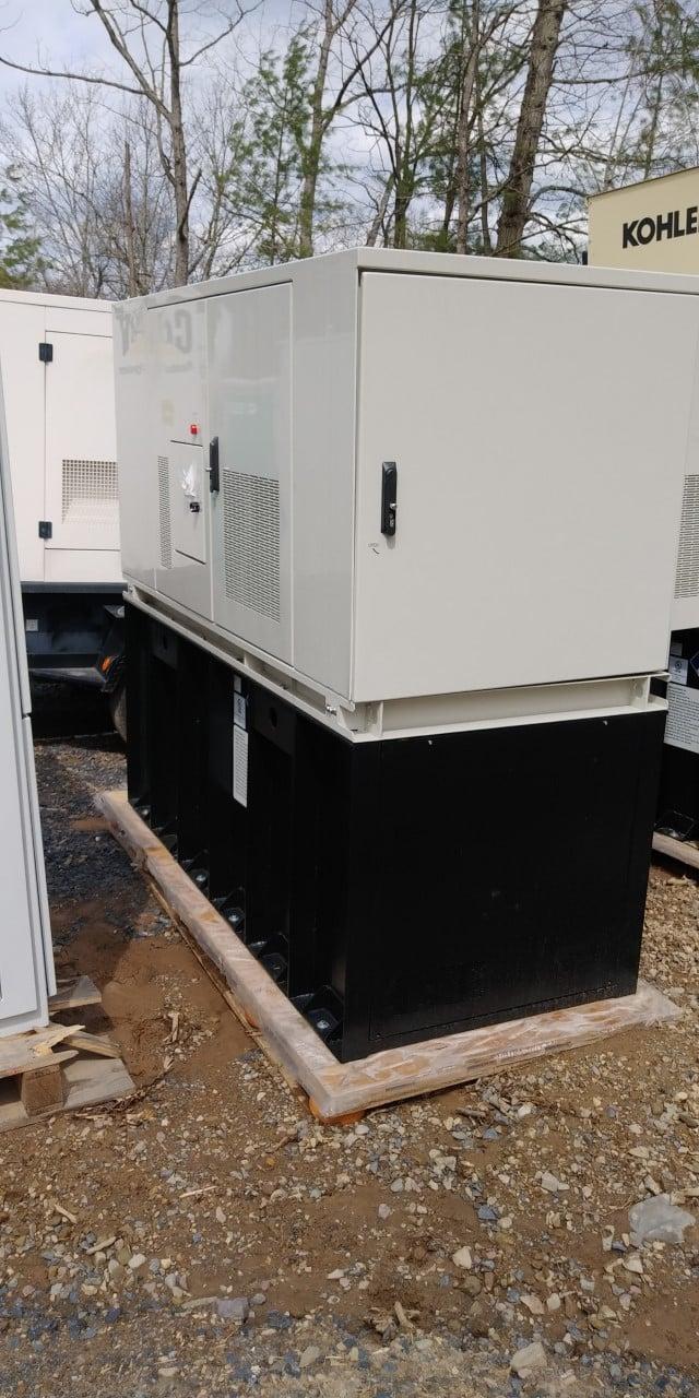 New 25 kW Delta PowerGen 25000 DC Diesel Generator – EPA Tier 4i