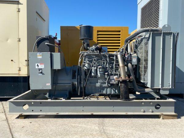 Used 250 kW MTU 250-JC6DT3 Diesel Generator – EPA Tier 3