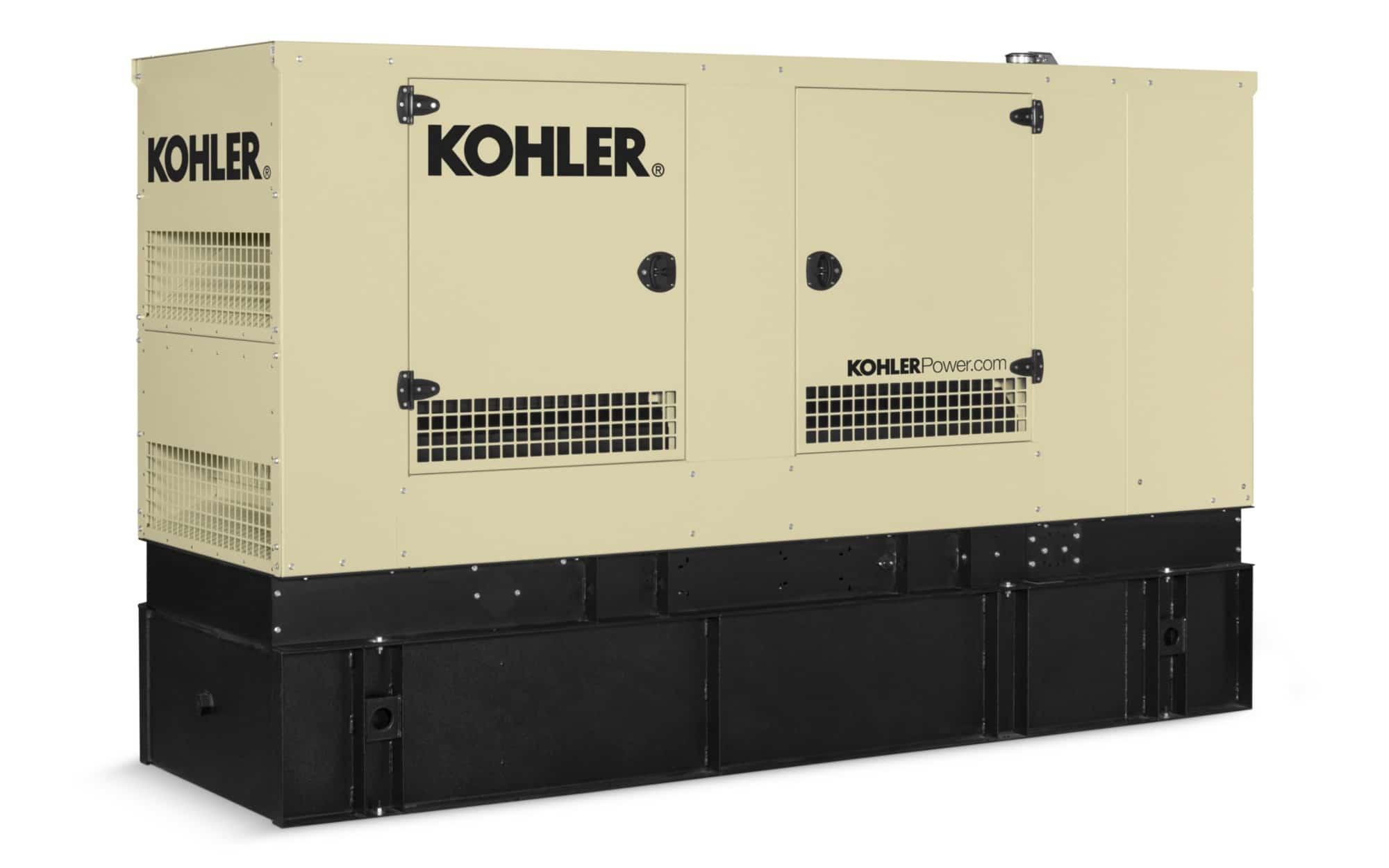 New 150 kW Kohler 150REOZJF Diesel Generator – EPA Tier 3 – SOLD!
