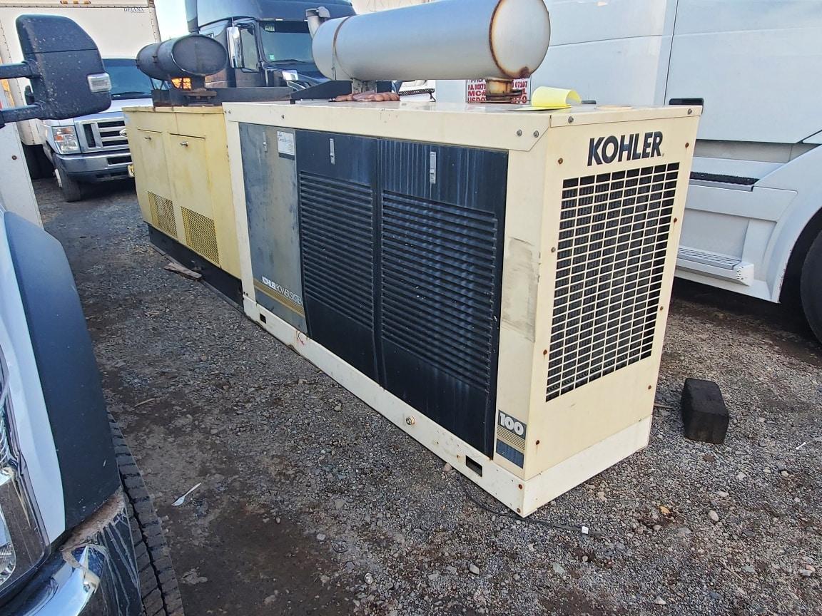 Used 100 kW Kohler 100ROZJ Diesel Generator – COMING IN!