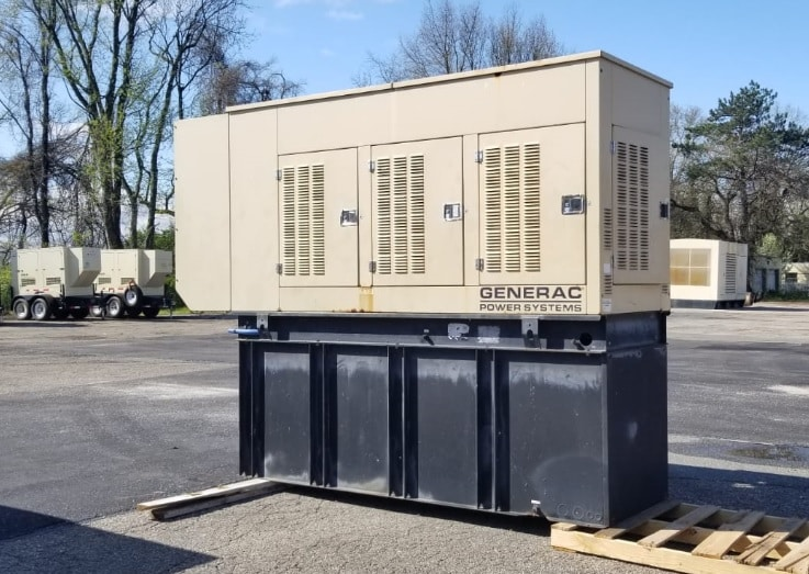 Used 150 kW Generac SD150 Diesel Generator – COMING IN!