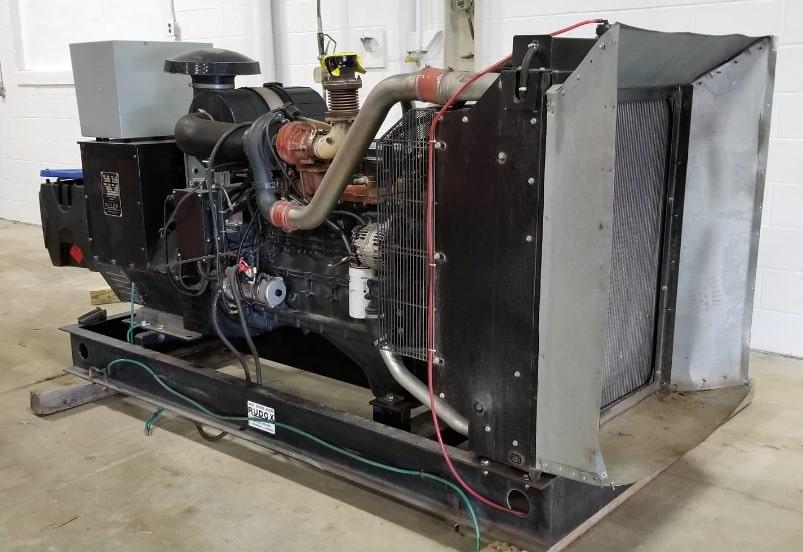 Used 150 kW Rudox-Iveco RI150 Diesel Generator – EPA Tier 3 – JUST IN!