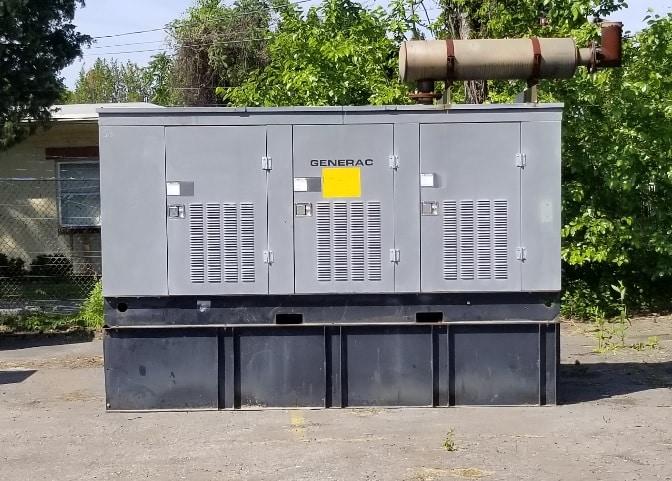 Used 200 kW Generac Diesel Generator – COMING IN!