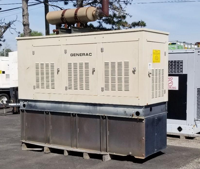 Used 130 kW Generac SD130 Diesel Generator – JUST IN!