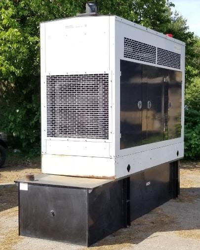 Used 200 kW Detroit Diesel 200DSEJB Diesel Generator – JUST IN!