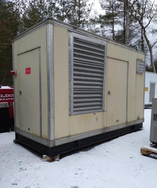 Used 573 kW Perkins 2506C-E15TAG Diesel Generator – EPA Tier 2 – JUST IN!
