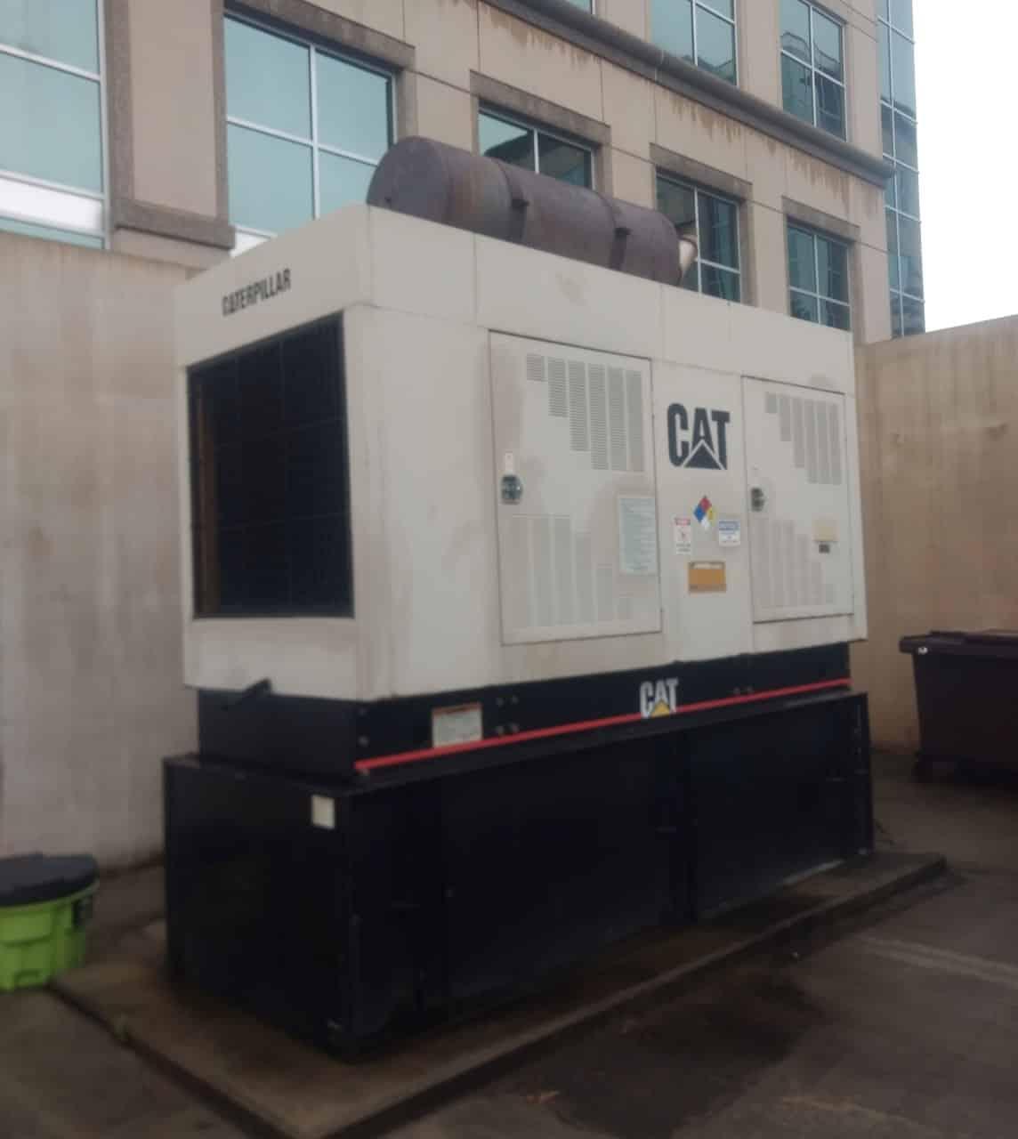 Used 400 kW CAT 3406 Diesel Generator – SOLD!
