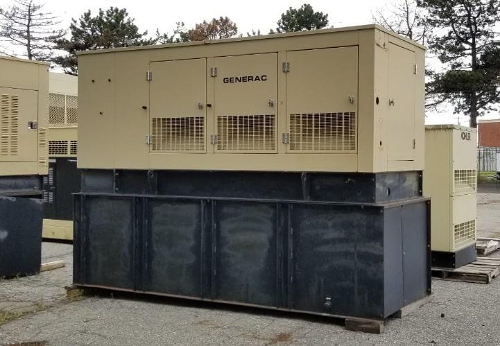 Used 130 kW Generac Diesel Generator – JUST IN!