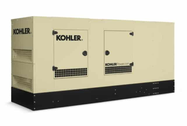 New 250 kW Kohler 250REOZJE Diesel Generator – EPA Tier 3 – SOLD!