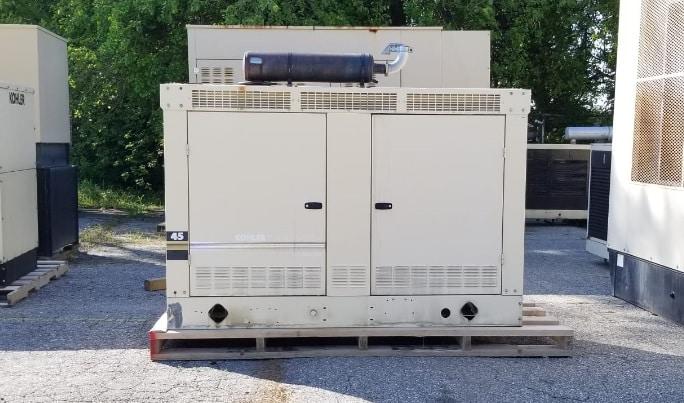 Used 41 kW Kohler 45RZG Propane Generator – SOLD!