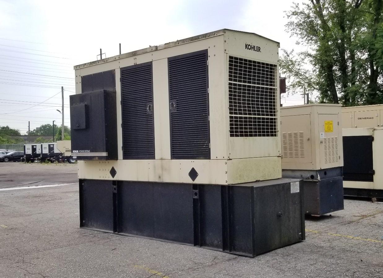 Used 420 kW Kohler 400REOZDD Diesel Generator – EPA Tier 3 – SALE PENDING