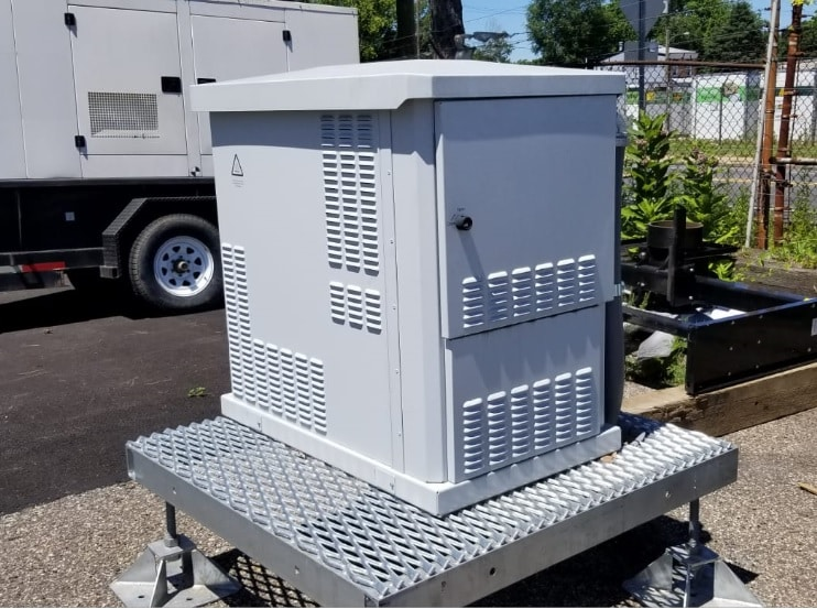 New 7.5 kW Delta DC Genset PowerGen 7500 Natural Gas/LP Generator – 20 Available – JUST IN!