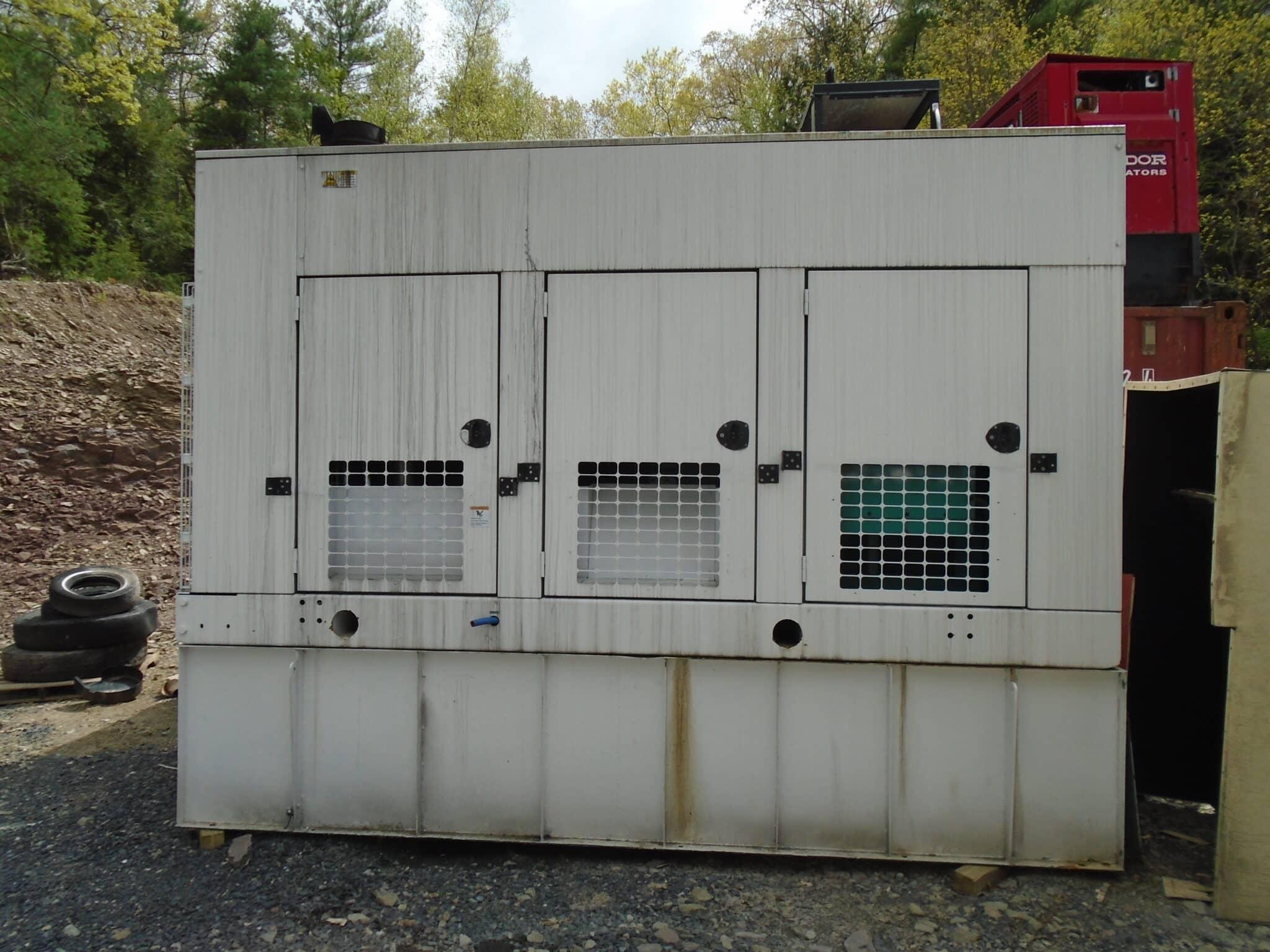 Used 500 kW Cummins DFEK Diesel Generator – JUST IN!