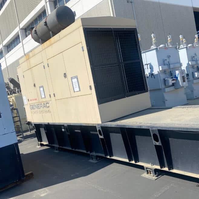 Used 500 kW Generac SD500 Diesel Generator – EPA Tier 2 – COMING IN!