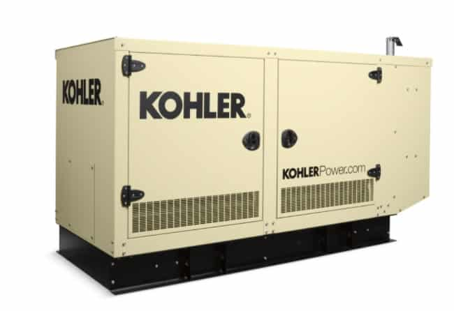 New 50 kW Kohler KG50 Natural Gas Generator – 3 AVAILABLE – COMING IN!